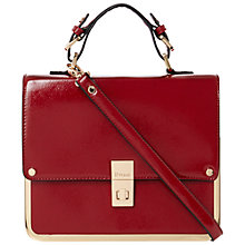 Buy Dune Dlocket Frame Satchel Bag Online at johnlewis.com