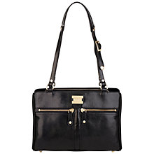 Buy Modalu Pippa Leather Shoulder Handbag Online at johnlewis.com