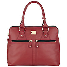 Buy Modalu Pippa Large Leather Grab Bag Online at johnlewis.com