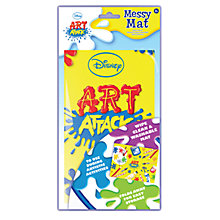 Buy Art Attack Messy Mat Online at johnlewis.com