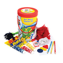 Buy Art Attack Starter Kit Online at johnlewis.com