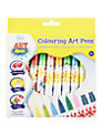 Art Attack Colouring Art Pens, Pack of 10