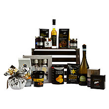 Buy John Lewis Contemporary Silver Hamper Online at johnlewis.com