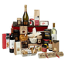 Buy John Lewis Cosy Christmas Hamper Online at johnlewis.com
