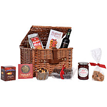 Buy John Lewis Festive Hamper Online at johnlewis.com