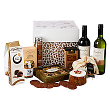 Buy John Lewis Vintage Holly Christmas Hamper Online at johnlewis.com