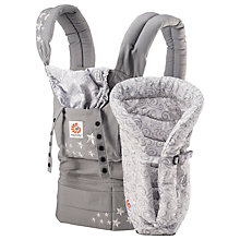 Buy Ergobaby Bundle Of Joy Baby Carrier, Galaxy Online at johnlewis.com