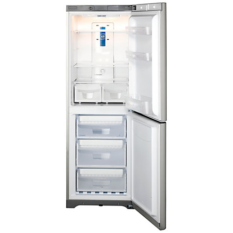 Buy Indesit BIAA12 Fridge Freezer, A+ Energy Rating, 60cm Wide Online at johnlewis.com
