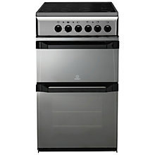 Buy Indesit IT50C Electric Cooker Online at johnlewis.com