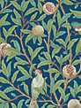 Morris & Co Bird and Pomegranate Wallpaper