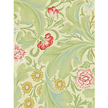 Buy Morris & Co Leicester Wallpaper Online at johnlewis.com