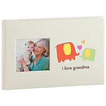 Buy Pearhead I Love Grandma Baby Book Online at johnlewis.com