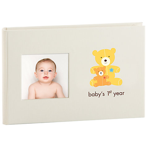 Buy Pearhead Baby's 1st Year Book Online at johnlewis.com