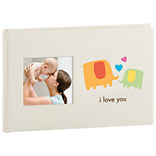Buy Pearhead I Love You Baby Book Online at johnlewis.com