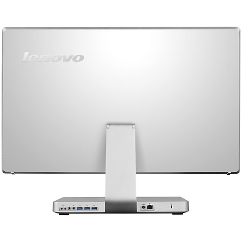 Buy Lenovo IdeaCentre A730 All-in-One Desktop PC, Intel Core i7, 6GB RAM, 1TB+8GB SSD, Blu-ray, 27