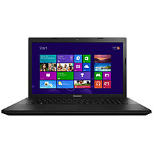 "Buy Lenovo G700 Laptop, Intel Core i5, 4GB RAM, 1TB, 17.3"", Black Online at johnlewis.com"