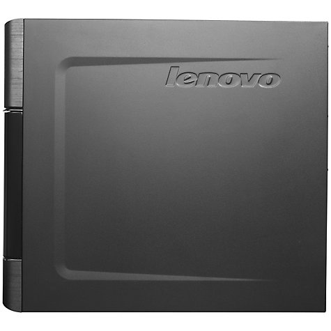 Buy Lenovo H520 Desktop PC, Intel Core i3, 4GB RAM, 500GB, Black & Silver Online at johnlewis.com