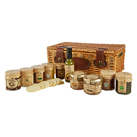 Buy Edinburgh Preserves Farmhouse Hamper Online at johnlewis.com