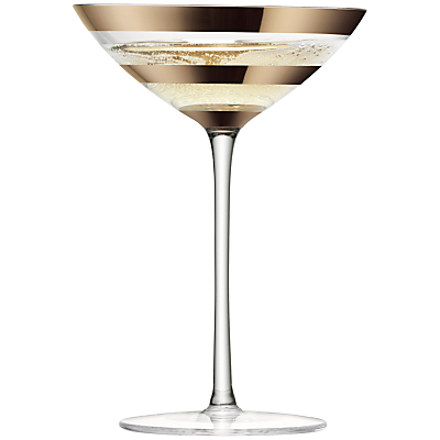 LSA International Garbo Cocktail Glasses, Set of 2