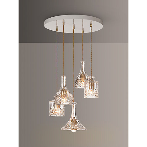 Buy Lee Broom Decanter Chandelier Online at johnlewis.com