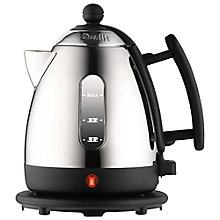 Buy Dualit 1 Litre Jug Kettle, Black Online at johnlewis.com