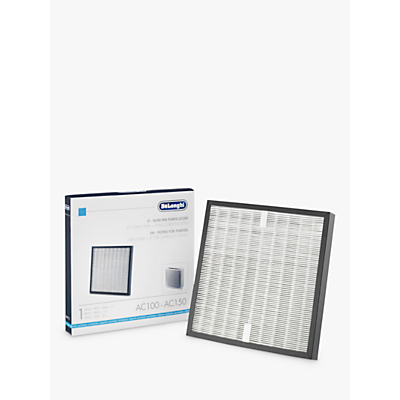 Image of De'Longhi AC 100 / AC 150 Replacement Filter