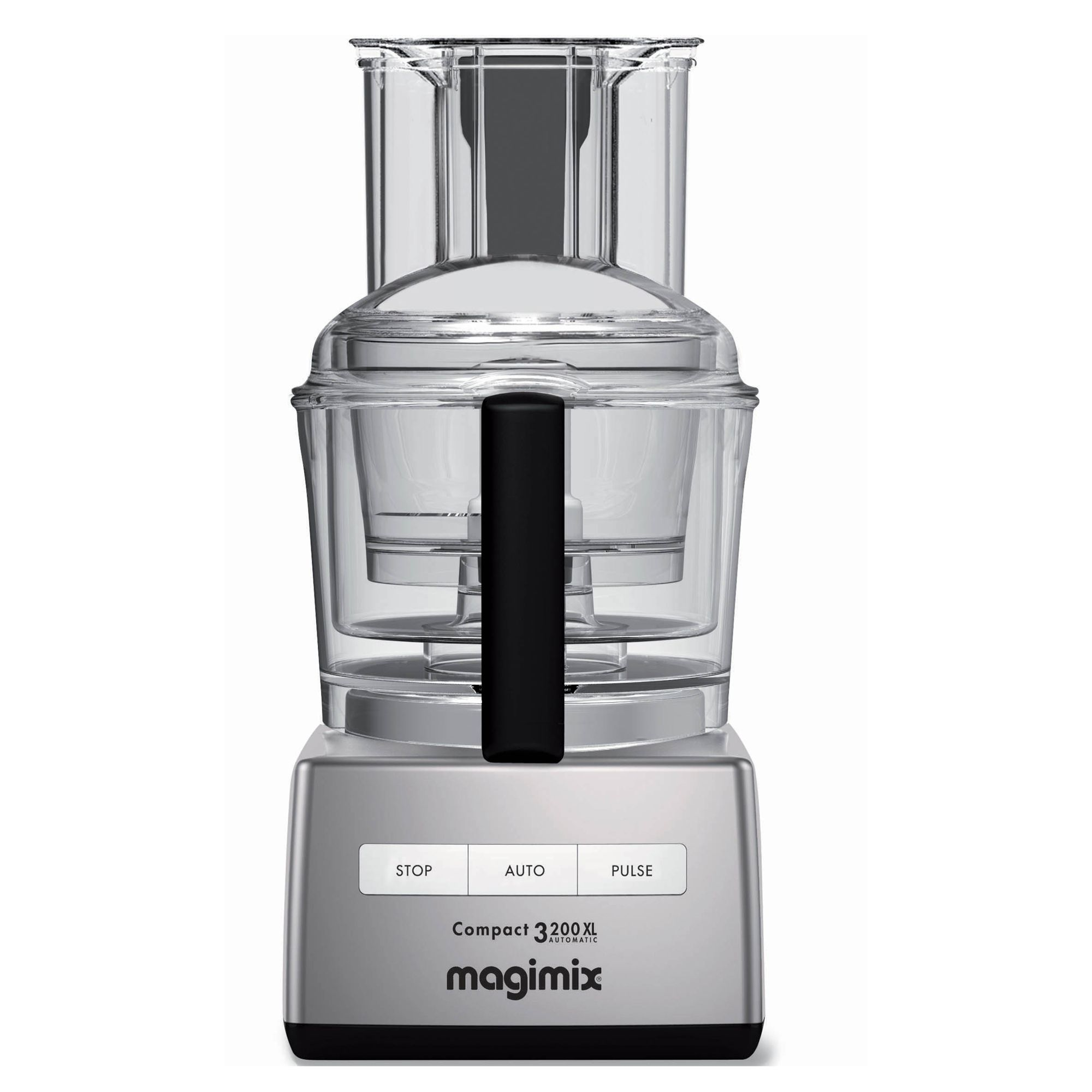 Magimix Xl Blendermix Food Processor Satin