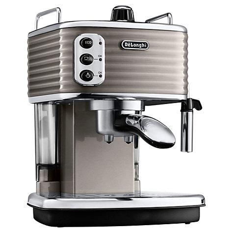 delonghi scultura coffee machine reviews