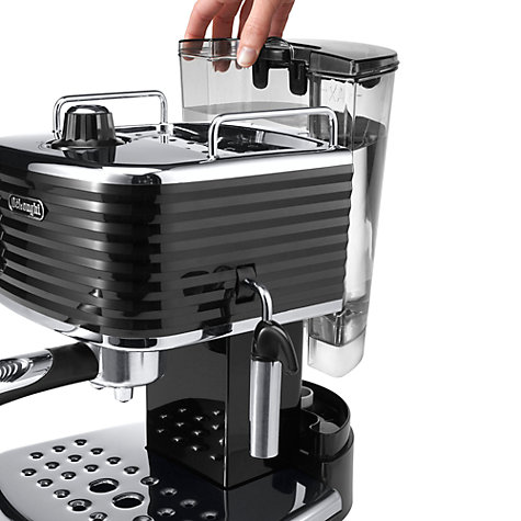 Buy De'Longhi Scultura ECZ351 Coffee Machine Online at johnlewis.com