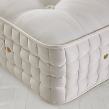 Buy John Lewis Natural Collection Yorkshire Wool 7000 Zip Link Mattress, Super Kingsize Online at johnlewis.com