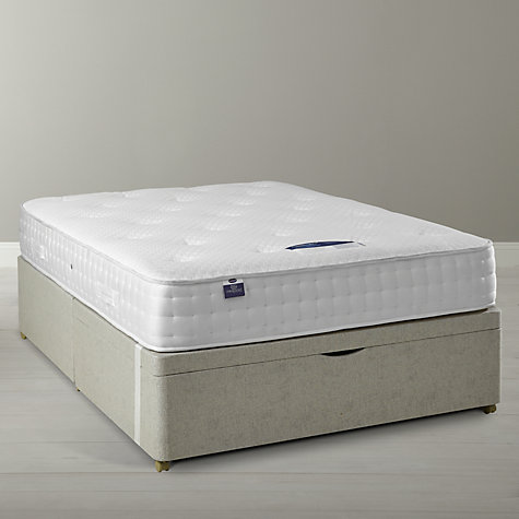 Buy Silentnight Non Sprung 2 Drawer Divan Base, Kingsize Online at johnlewis.com