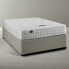 Buy Silentnight Sprung Edge Divan Base, Kingsize Online at johnlewis.com