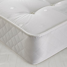 Buy John Lewis Open Spring 325 Comfort Mattress, Single Online at johnlewis.com