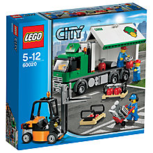 Buy LEGO City Airport Cargo Truck Online at johnlewis.com