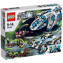 Buy LEGO Galaxy Squad Galactic Titan Online at johnlewis.com
