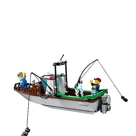 Buy LEGO City Coast Guard Plane Online at johnlewis.com