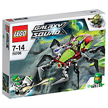Buy LEGO Galaxy Squad Crater Creeper Online at johnlewis.com