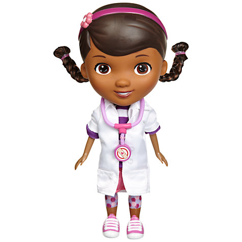 Buy Doc McStuffins Doll Online at johnlewis.com