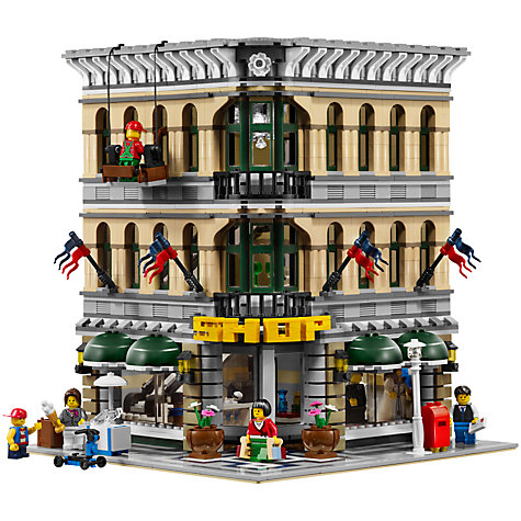 Buy LEGO Creator Grand Emporium Online at johnlewis.com