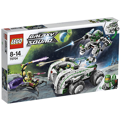 Buy LEGO Galaxy Squad Vermin Vaporizer Online at johnlewis.com