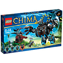 Buy LEGO Chima Gorzan Gorilla Striker Online at johnlewis.com