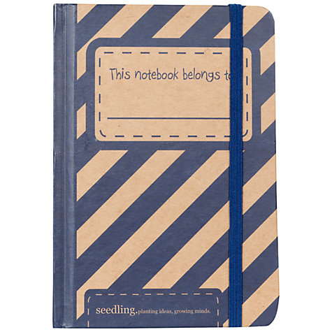 Buy Seedling Little Notebooks, Assorted Online at johnlewis.com