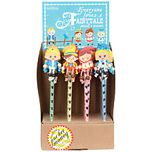 Buy Seedling Fairytale Pencil, Assorted Online at johnlewis.com