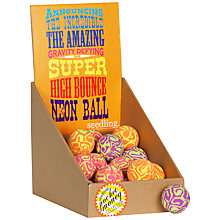 Buy Seedling Super High Neon Ball, Assorted Online at johnlewis.com
