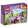 Buy LEGO Friends Emma's Sports Car Online at johnlewis.com