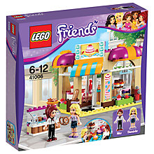 Buy LEGO Friends Downtown Bakery Online at johnlewis.com