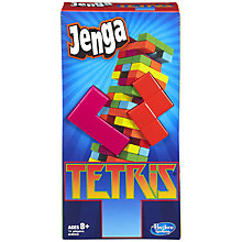 Buy Jenga Tetris Online at johnlewis.com
