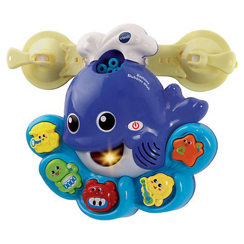 Buy V-Tech Bubble Play Whale Online at johnlewis.com