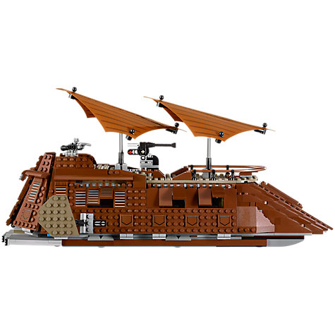 Buy LEGO Star Wars Jabba's Sail Barge Online at johnlewis.com