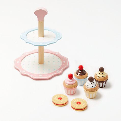 buy john lewis wooden cake stand john lewis. Black Bedroom Furniture Sets. Home Design Ideas